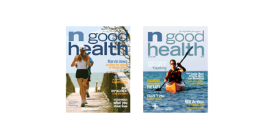 TCE launches n Good Health onto national newsstands