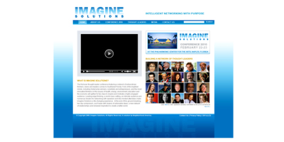 New Website Live - Imagine Solutions