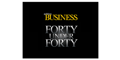Signature Event Planning – Gulfshore Business Forty Under Forty
