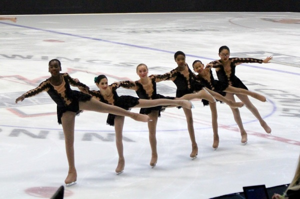 Synchro Competition