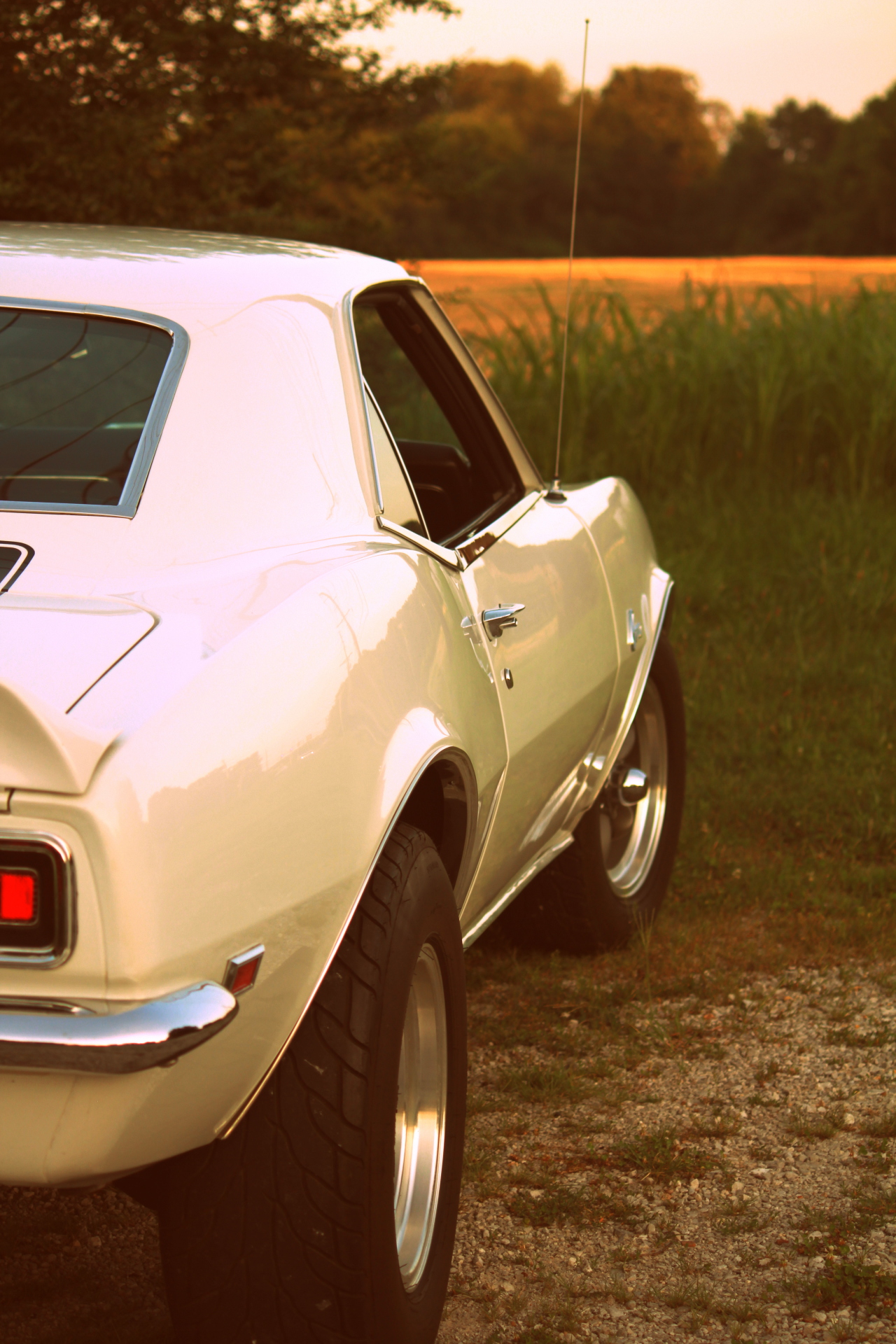 1968 Chevy Camaro