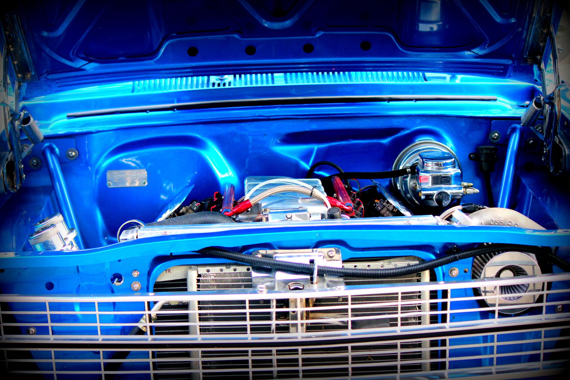 1967 Turbocharged Nova