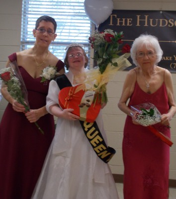 The Hudson House 2016 Beauty Pageant Winners.