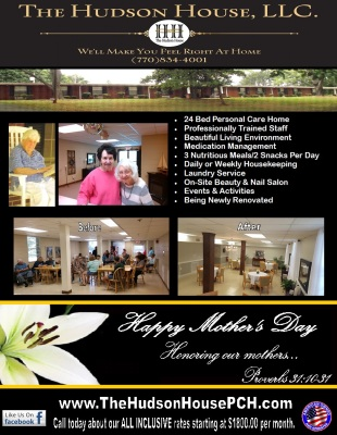Mother's Day AD 2018