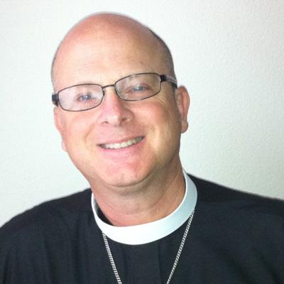 Fr. Victor Schreffler, Dean of Sacramento Valley Deanery