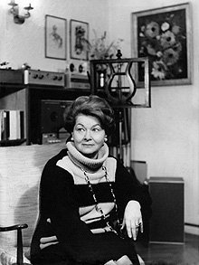 Vera Rozsa OBE