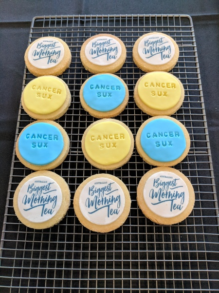 Edible Images & Fondant Message Biscuits Pack