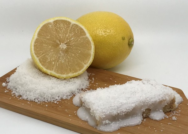Flourless Lemon Slice
