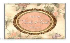 Vintage-Floral Flowers-Pink