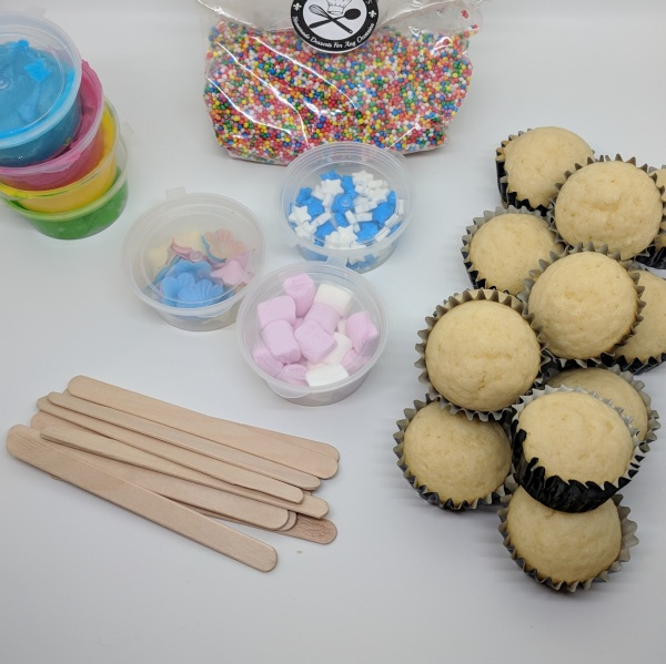 DIY Cupcake Decorating Kit
