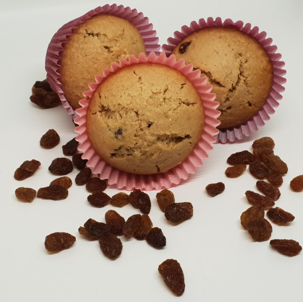Sultana Muffins