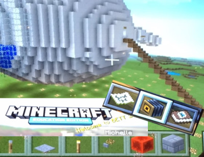 Screenshots of Minecraft: Education Edition