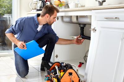 Saniflo Engineer Leeds fixing sink
