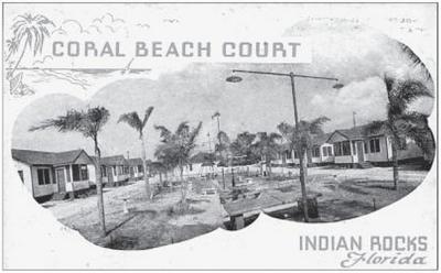 historic indian rocks beach