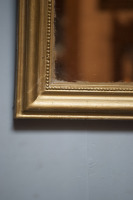 Antieke franse vergulde spiegel la folie antiek den bosch 's-Hertogenbosch Noord-Brabant nederland brocante antiques france mirror