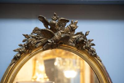 la folie antiek den bosch nederlandse spiegel vlaamse 's-Hertogenbosch 19e eeuw 1880