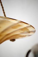 Antieke glazen lamp jaren 60 1960 la folie antiek den bosch 's-hertogenbosch noord-brabant nederland