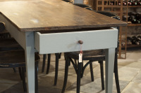 Antieke franse tafel la folie antiek den bosch grote antieke tafel