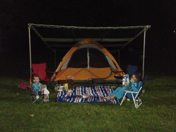 Great Summer Camp Out