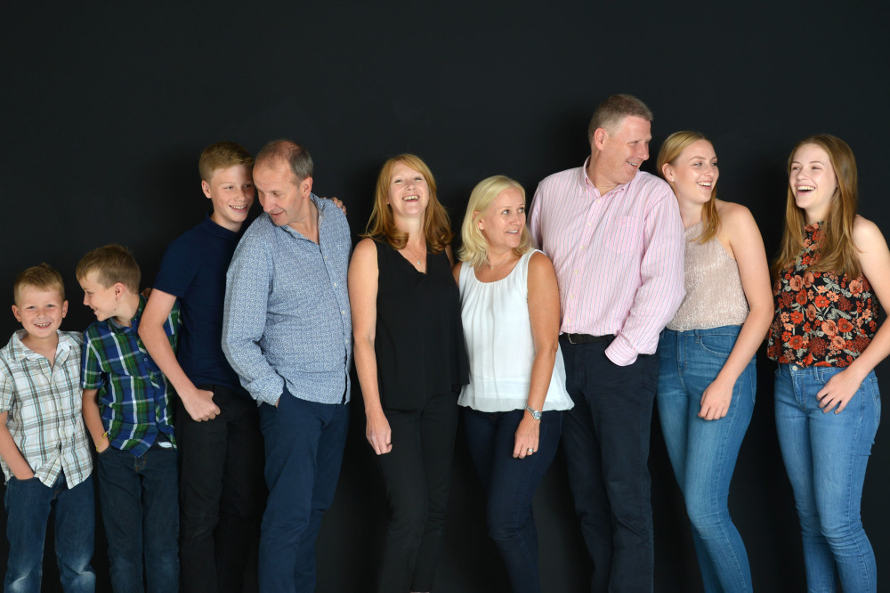 relaxed family photographs, southborough