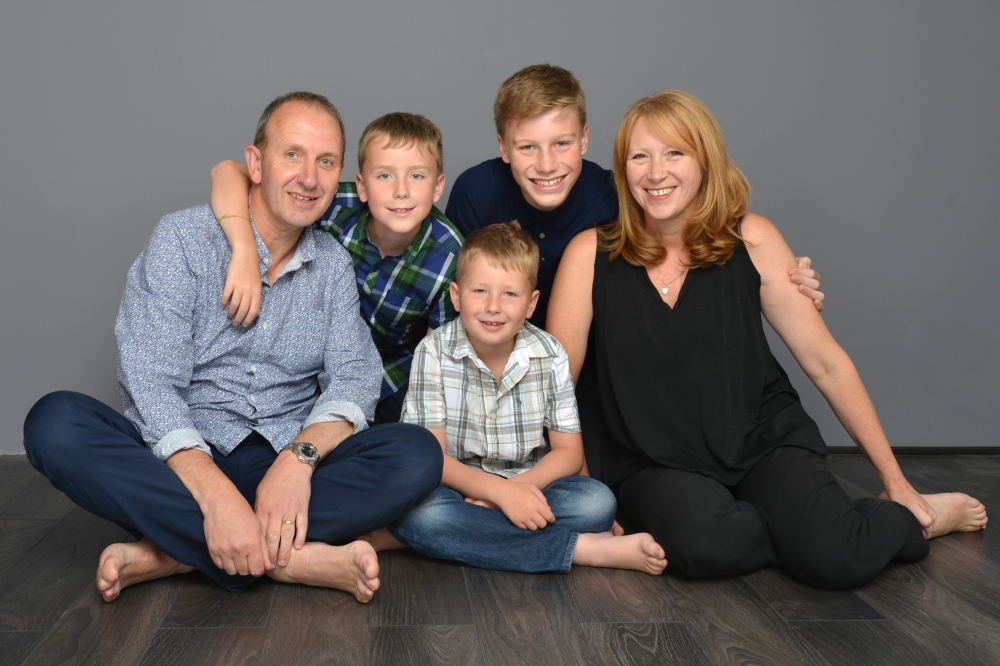 Family photographer, family photography posses, professional portrait photography