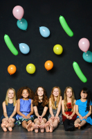 Photo Parties for Girls, Boys and Teenagers