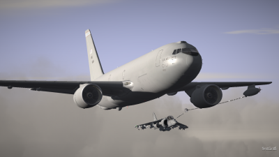 CAP2 In-flight refuelling