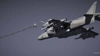 CAP2 In-flight refuelling