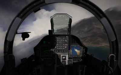 CAP2 updated cockpit