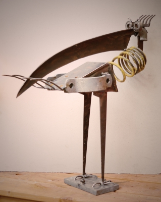 """komischer Vogel"""