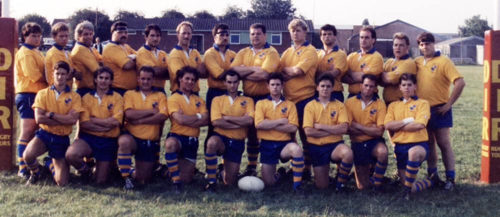 Vandals RFC 1991 Britain