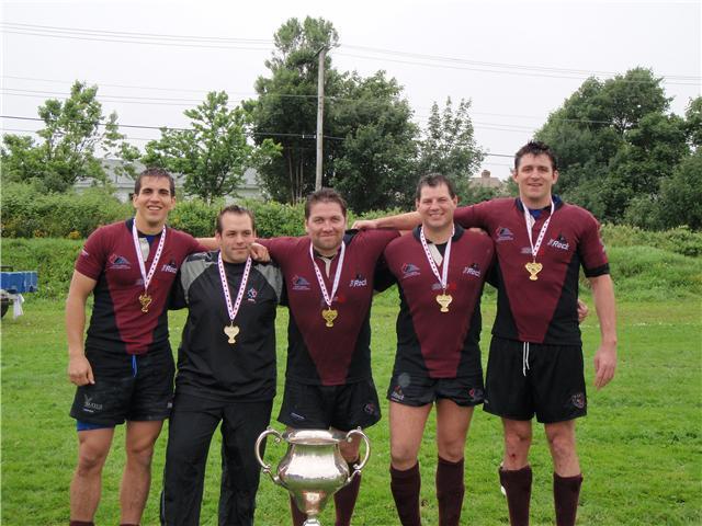 Vandals RFC Rock Team