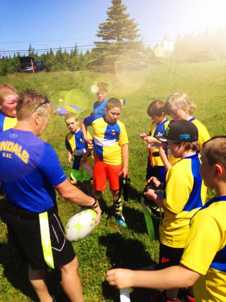 Newfoundland Rugby, Rugby NL, Kids Rugby,