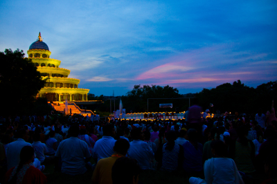 Art of Living International Ashram in Bagalore
