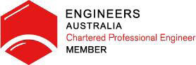 We are chartered engineers with many years experience.