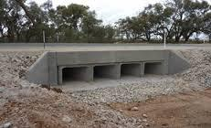 culvert, retaining wall, noise wall, tilt up panel and infrastructure
