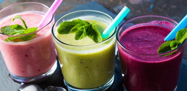 juices vs smoothies