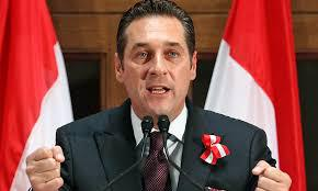 Heinz-Christian Strache speaks out