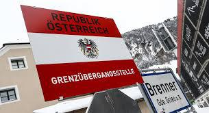 trouble at Brenner protests
