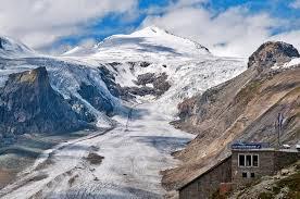 glacier decline