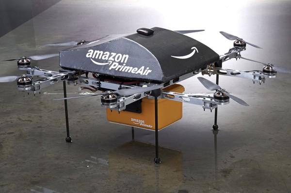 Amazon drone centre