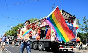 rainbow parade