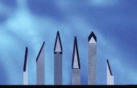 Corrugated Blades