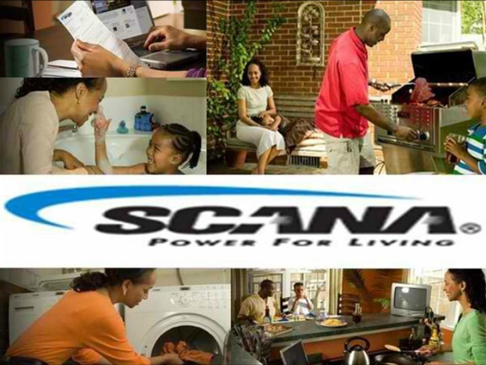 SCANA Website
