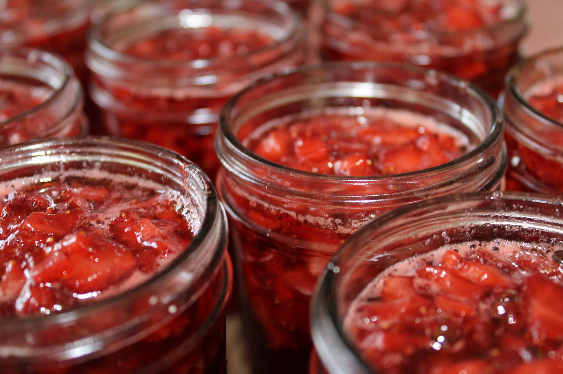 Homemade Jams and Salsas