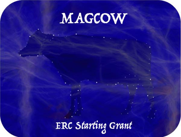 MAGCOW's Logo