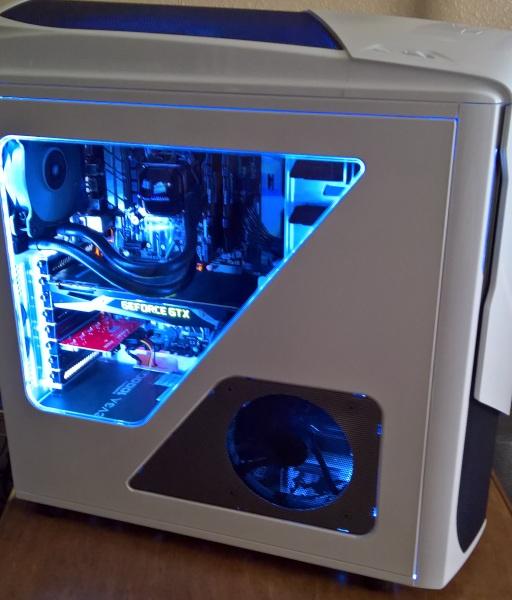 custom gaming desktop
