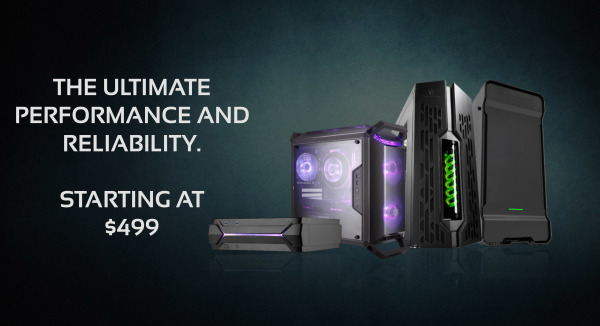 buy gaming pcs