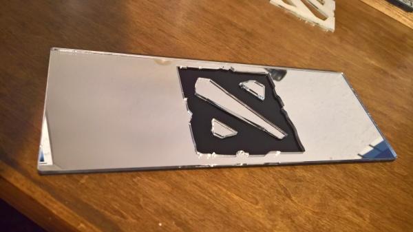 custom gpu backplate