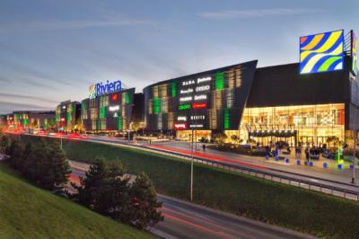 Riviera Centre, Gdynia, Poland